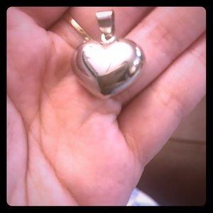 Pendant necklace for women/ladies heart on SALE